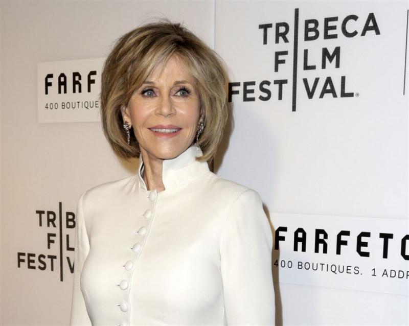 Jane Fonda verkracht en misbruikt