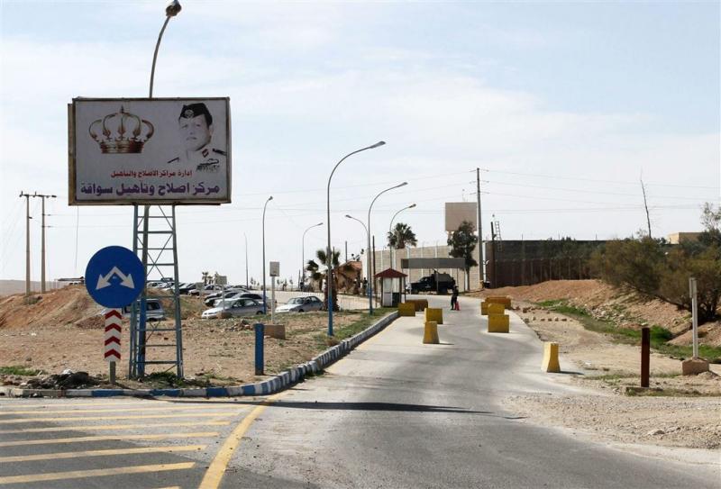 Jordanië hangt terroristen op