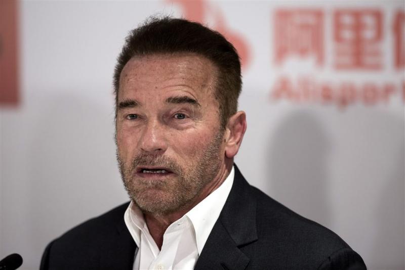 Schwarzenegger stopt bij 'Trump-show'