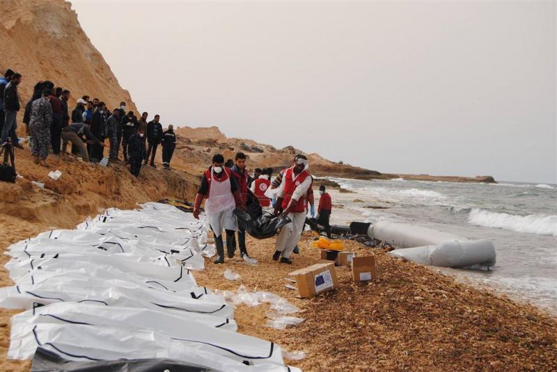 Migrantenstroom Middellandse Zee groeit weer