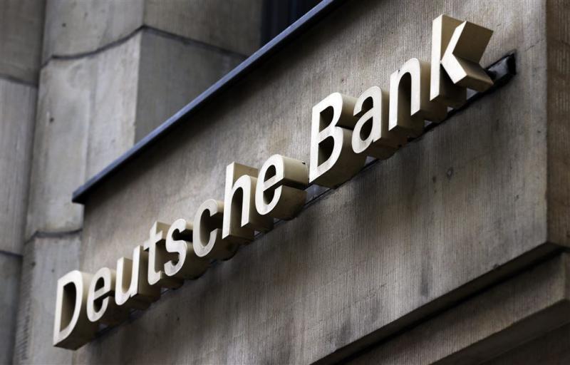 Deutsche Bank wil 10 miljard vers kapitaal