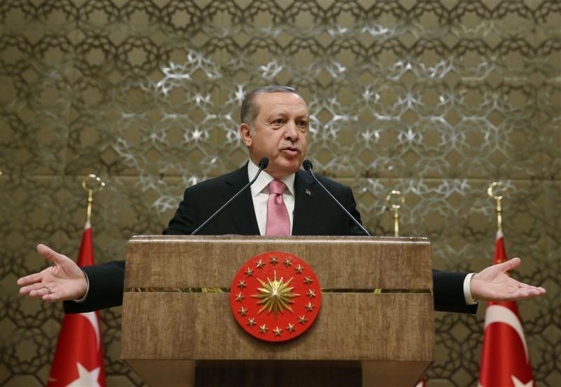 Erdogan: campagneverboden nazi-praktijken