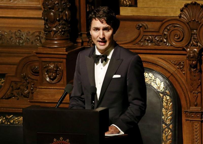 Canada verscherpt grensbewaking niet