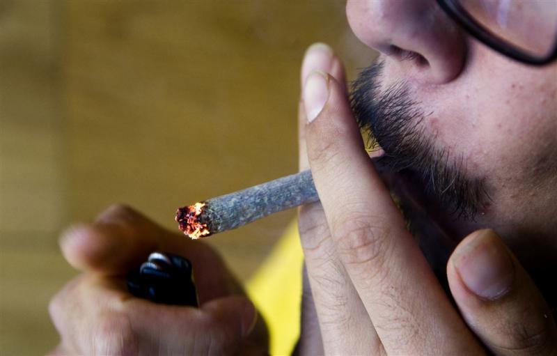 Tiener geeft ouders aan voor drugsgebruik