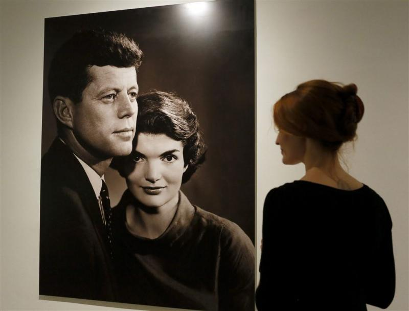 Liefdesbrieven Jackie Kennedy onder de hamer