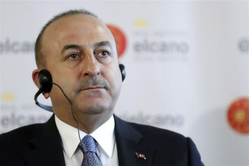 Turkse minister wil hoe dan ook het woord