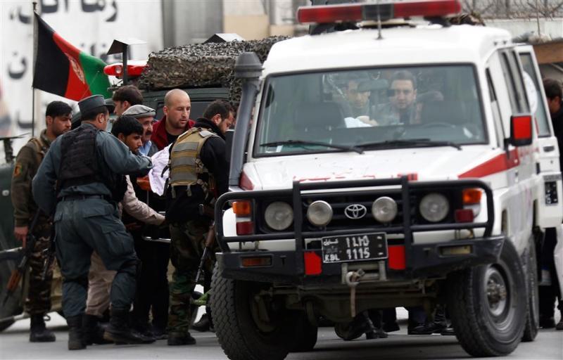 Tientallen doden door aanval ziekenhuis Kabul