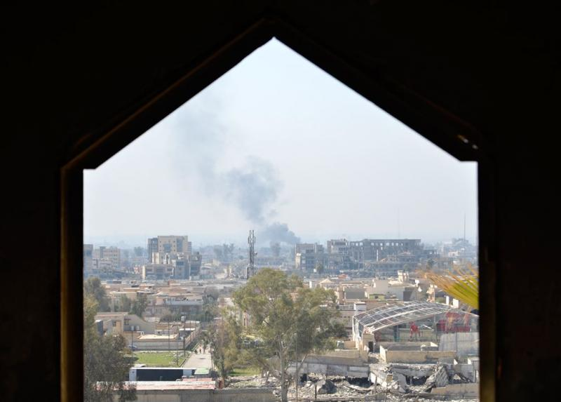 Vernieling IS leidt tot archeologische vondst