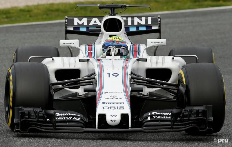 """Williams verklaart razendsnelle tijden: """"We rijden met weinig brandstof"""" (Pro Shots / Action Images)"""