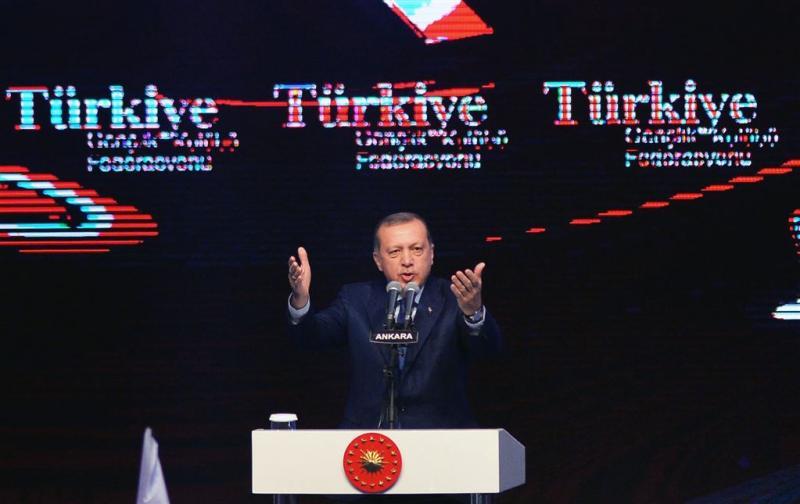 Erdogan plant Europese verkiezingstournee