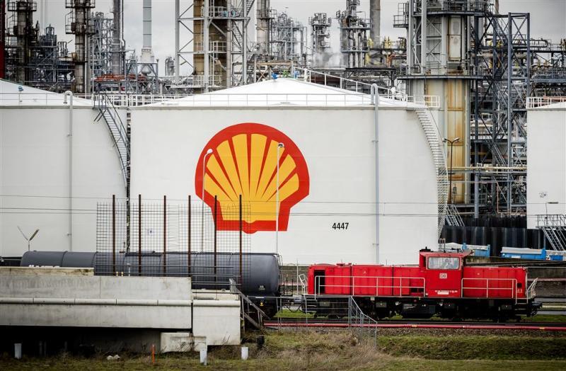 Shell verhoogt productie uit schaliegesteente