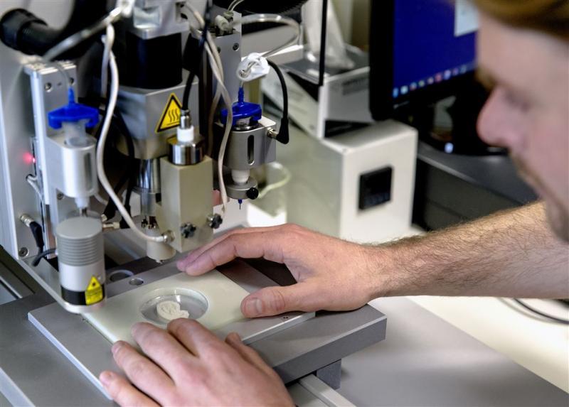'Kassa rinkelt voor 3D-printers'