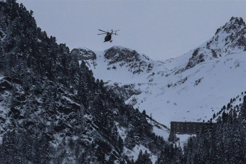 Lichaam gevonden in Franse Alpen