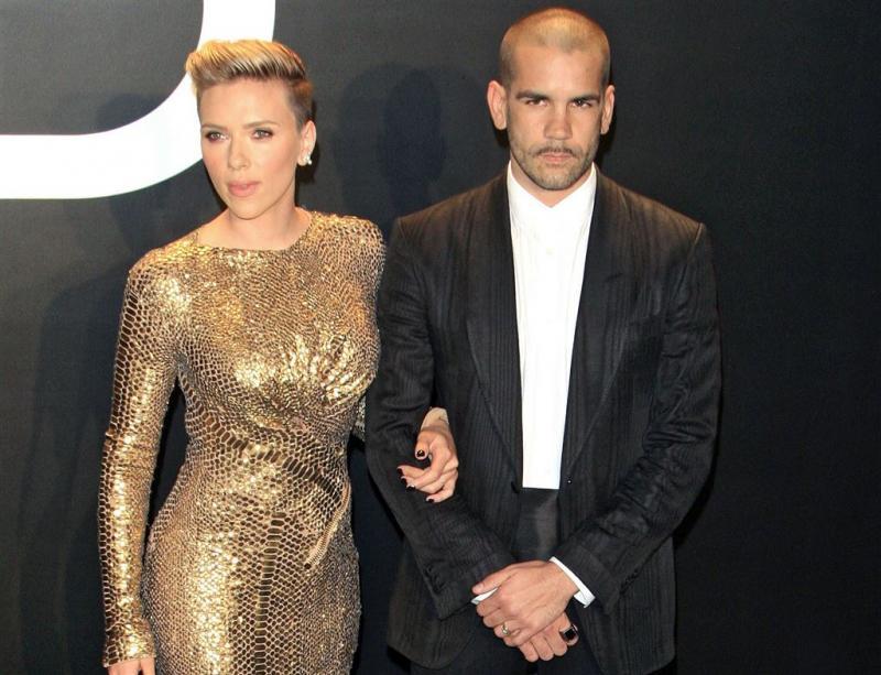 Scarlett Johansson zal breuk nooit bespreken