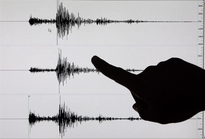 Aardbeving in zee bij Aruba en Curaçao