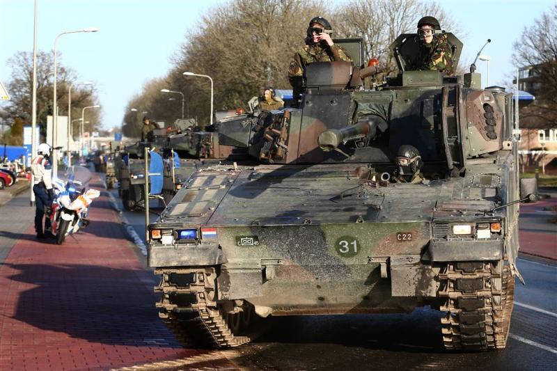 Adviesraad: leger onverantwoord uitgehold
