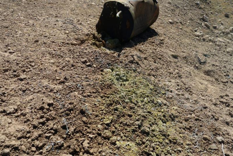 Geen bewijs van chemische wapens in Mosul