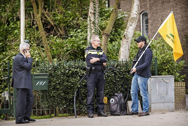 Rotterdam biedt demonstranten drie platforms