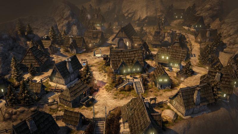 Van Helsing:EE - Het dorp Margova