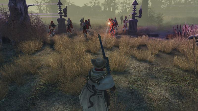 Van Helsing:EE - Steampunk robot-soldaten