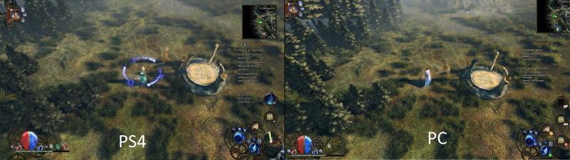 Van Helsing:EE - Vergelijken in het bos