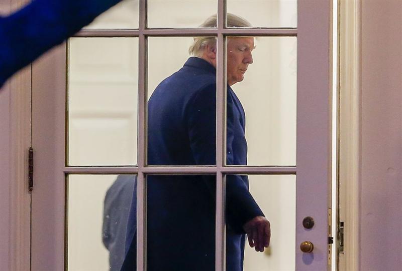 'Weer indringer op terrein Witte Huis'