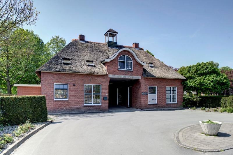Poortgebouw in Appingedam (Foto: Funda)