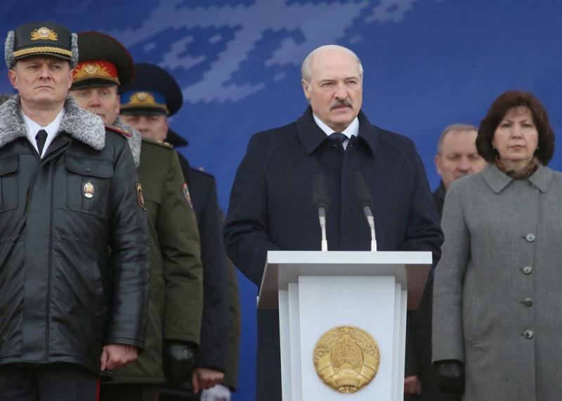 Wit-Russen boos om 'parasietenbelasting'