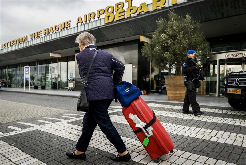 Website luchthaven Rotterdam 'niet gehackt'