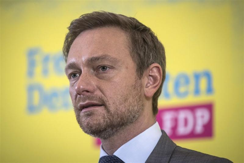 Duitse FDP vraagt solidariteit met Nederland