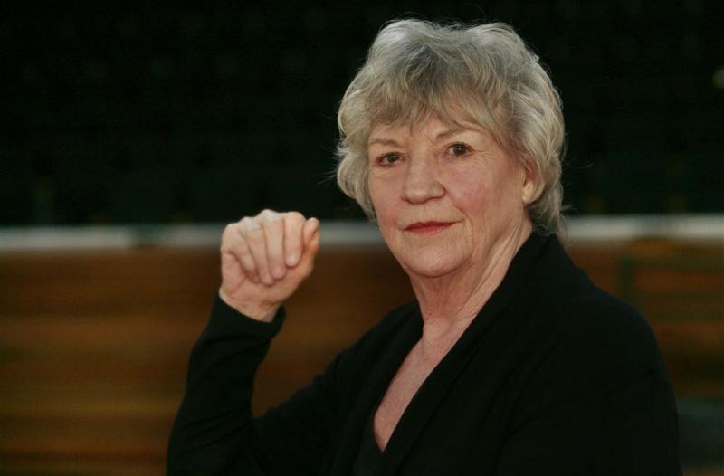 Actrice Kitty Courbois (79) overleden