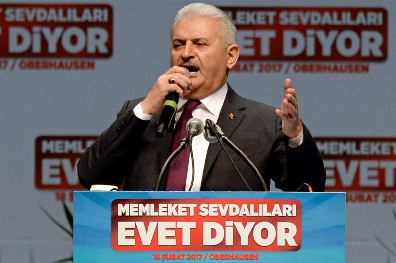 Turkije kondigt zware tegenmaatregelen aan
