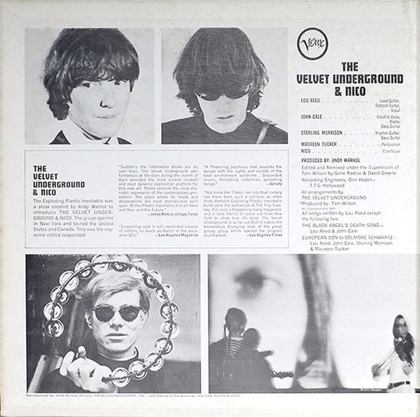 The Velvet Underground And Nico 2