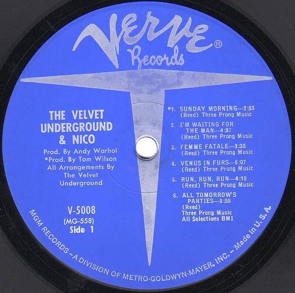 The Velvet Underground And Nico a