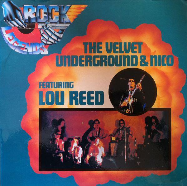 Een Australische her-uitgave van The Velvet Underground And Nico