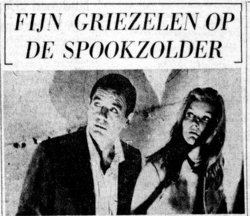 Uit de Telegraaf van 26 juli 1968