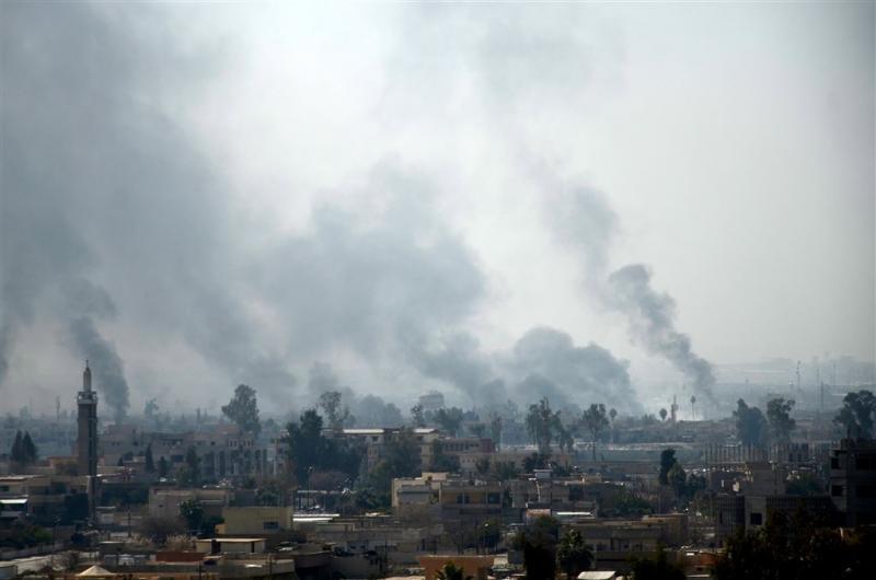 Dertig procent van westen Mosul heroverd