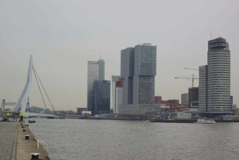 Rotterdam - Kop van zuid (Foto: Disbatch)