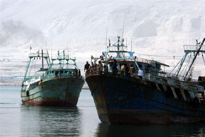'Somalische rovers weer op zee actief'