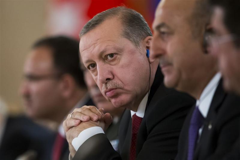 Erdogan: we kennen Nederland van Srebrenica