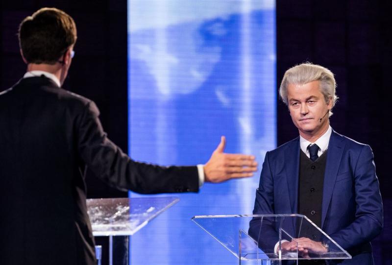 Peiling: VVD sprint weg van wegzakkende PVV