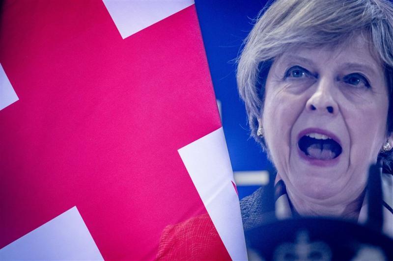 Brits parlement stemt in met brexitplan