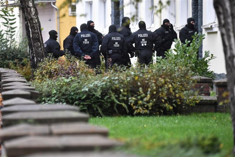 Grote actie Duitsland tegen salafisten