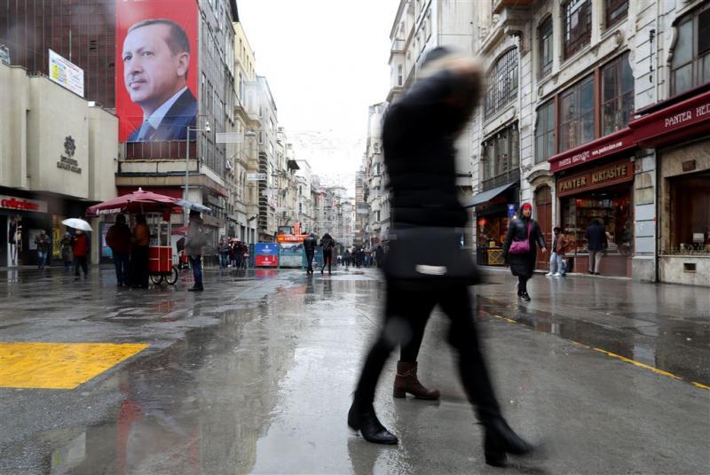 Werkloosheid Turkije stijgt naar 12,7 procent