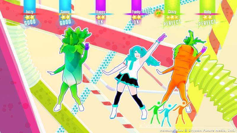Just Dance 2017- Hatsune Miku (Foto: Ubisoft)