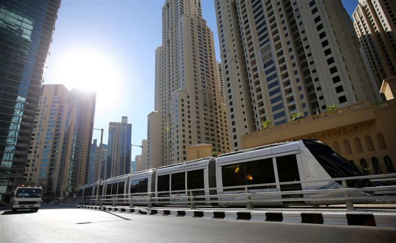 Nederlands autonoom vervoer in Dubai