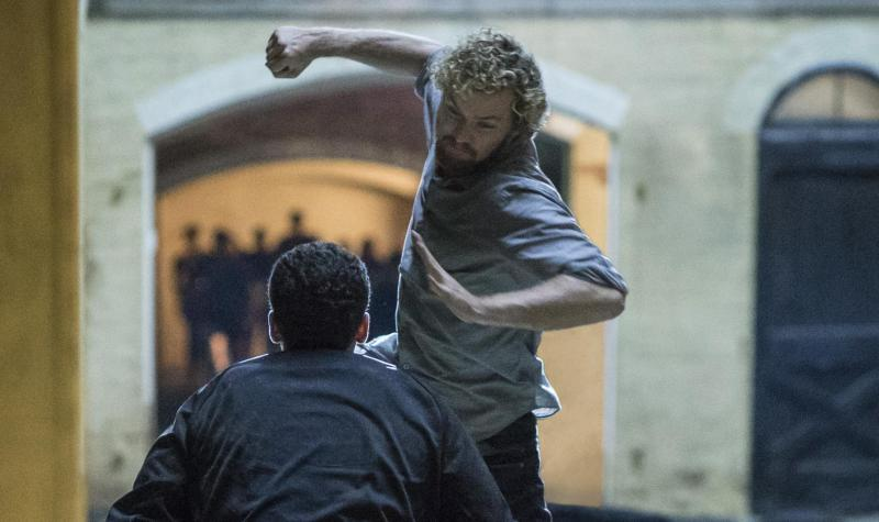 Iron Fist: Finn Jones