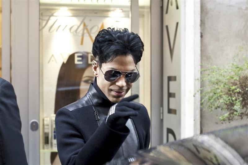 Begeleidingsband Prince gaat weer toeren