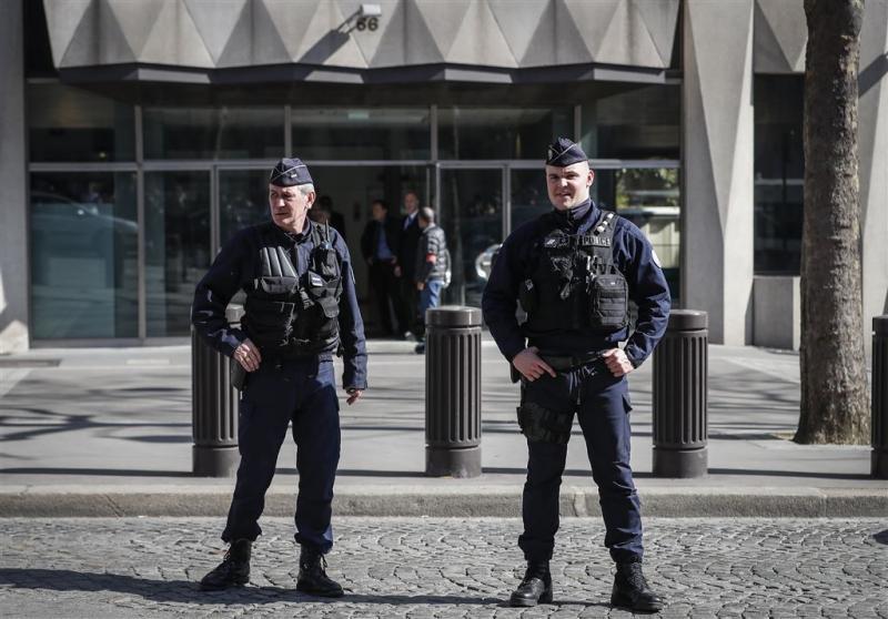 Bombrief ontploft bij IMF in Parijs