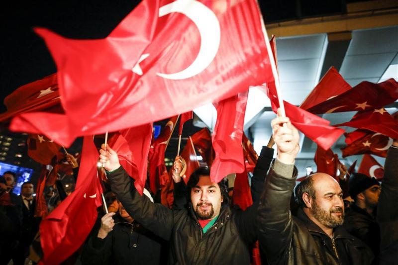 Pro-Turkse demonstratie Rotterdam toegestaan